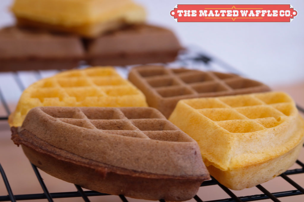 Plain Waffles.