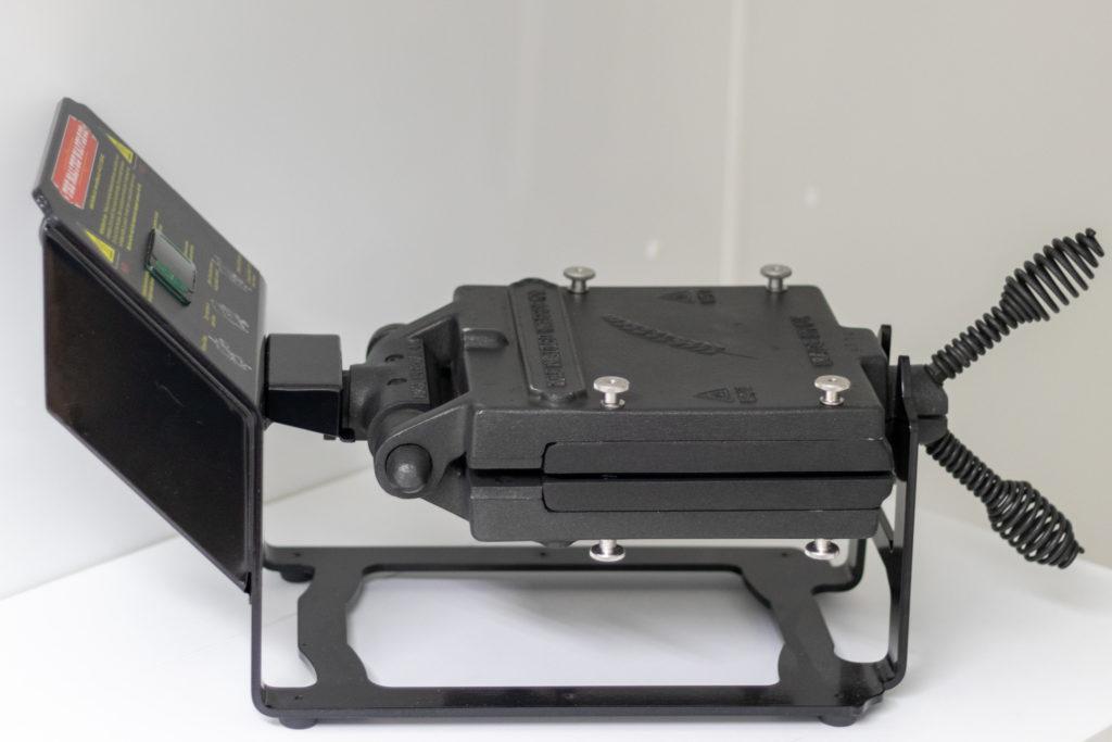 MWC digital waffle machine.